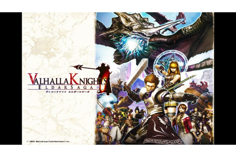 Valhalla Knights Eldar Saga Walkthrough Part 1 - YouTube