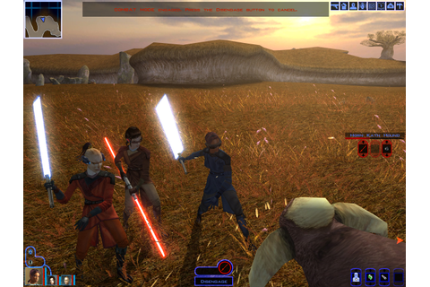 Super Adventures in Gaming: Star Wars: Knights of the Old ...