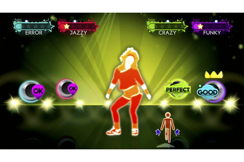 Just Dance: Best Of (Wii) Screenshots