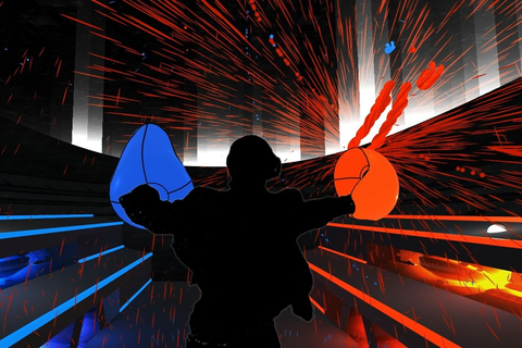This virtual reality game lets you punch your music in the ...