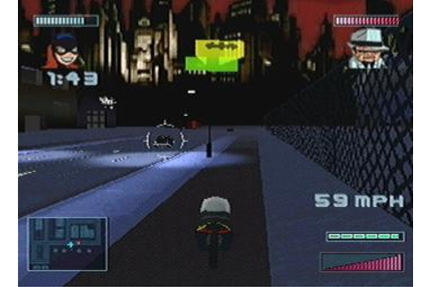 Batman: Gotham City Racer [2001 Video Game] - Watch latest ...