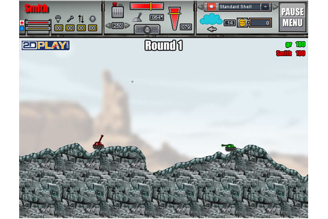 Big-Battle Tanks Game - Play Big-Battle Tanks online for free