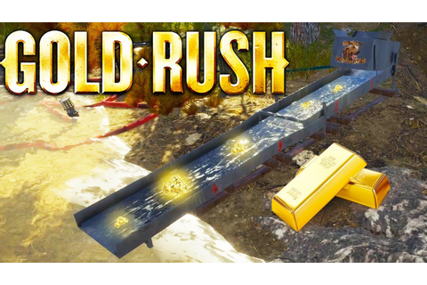 EPIC GOLD MINING OPERATION! - Gold Rush: The Game Gameplay ...