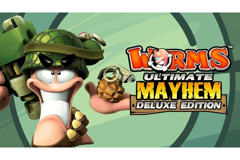 Worms Ultimate Mayhem - Deluxe Edition | Windows Steam ...