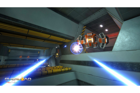 'Overload' revives the cramped combat of classic shooter ...