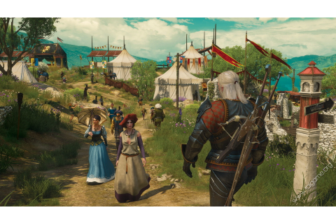 The Witcher 3: Wild Hunt - Blood and Wine - Tai game ...