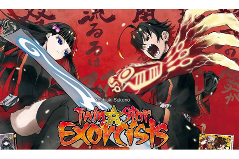 Twin Star Exorcists TV Anime Casts Unveiled - Yu Alexius ...