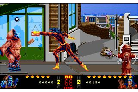 Dangerous Streets Download (1994 Arcade action Game)
