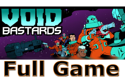 Void Bastards: FULL GAME - YouTube