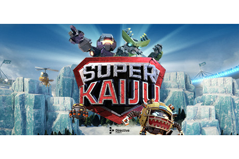 Super Kaiju on Steam