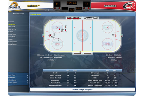 Apple - Games - Articles - NHL Eastside Hockey Manager 2007