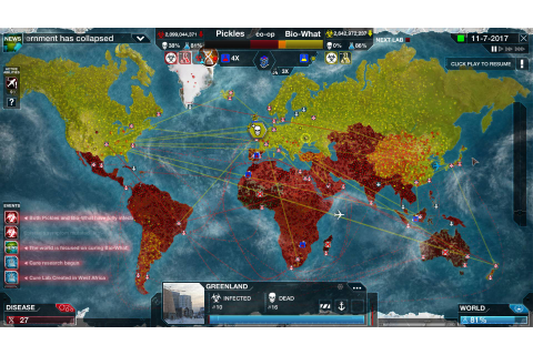 Plague Inc. Evolved - Gaming - GTAForums