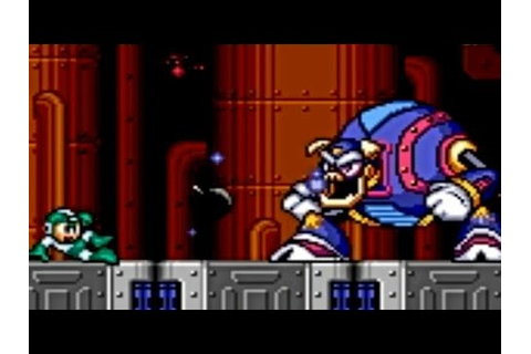 Mega Man: The Wily Wars - Wily Tower (Genesis) Playthrough ...