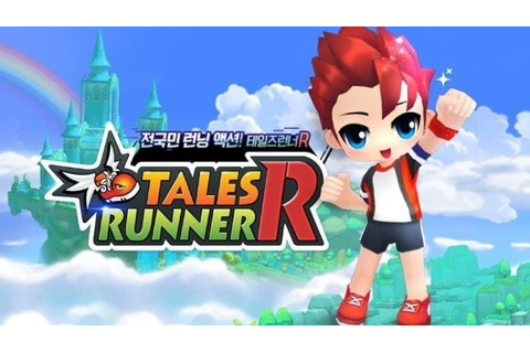 TalesRunner R – First look at mobile version of classic ...