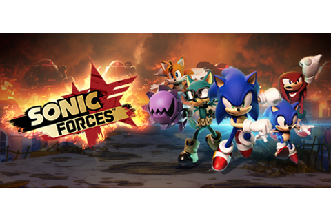 Sonic Forces on Steam