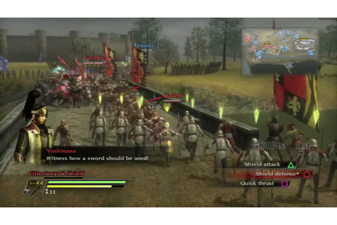 Bladestorm: The Hundred Years War Gameplay (1/2) - YouTube