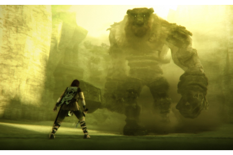 My Top 20 Favorite Games: #4: Shadow of the Colossus ...