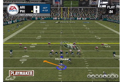 Picture of Madden NFL 2004
