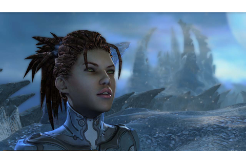 StarCraft II Heart Of The Swarm Free Download - Game Maza