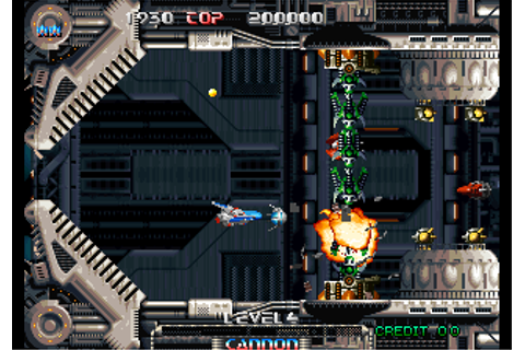 Play Pulstar SNK NEO GEO online | Play retro games online ...