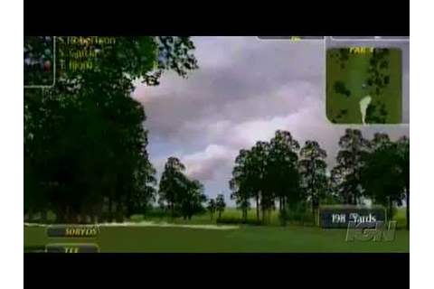 ProStroke Golf: World Tour 2007 PC Games Trailer - Teaser ...
