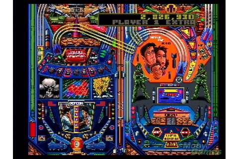 Video Pinball is rad. Real Pinball is rad. Talking about ...