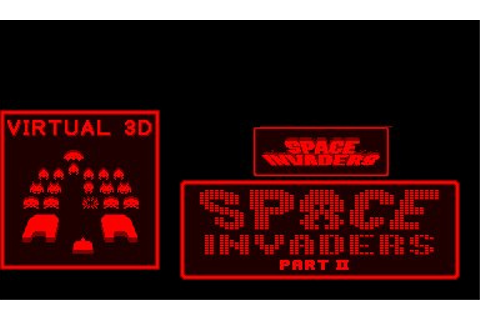 Space Invaders: Virtual Collection (VB / Virtual Boy) Game ...