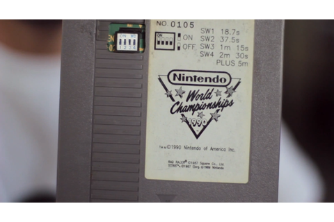 Another Nintendo World Championships 1990 Gray Cartridge ...