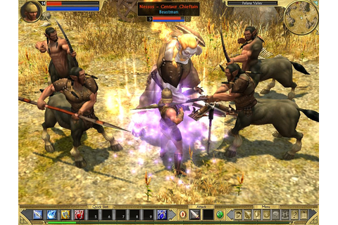 GameWorld: Titan Quest