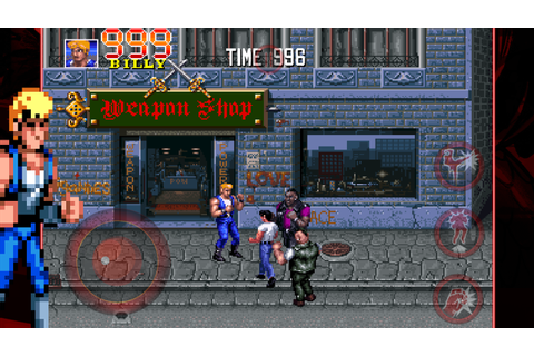 [Game Info] Double Dragon Trilogy | It is Game