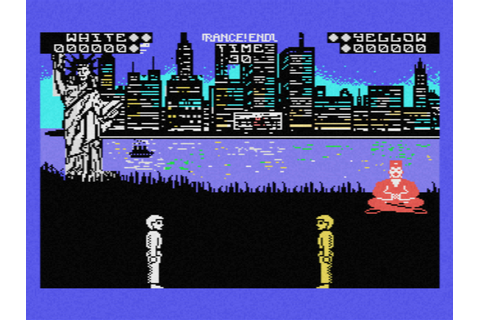 International Karate (1986, MSX, Endurance Games ...