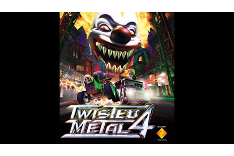 Twisted Metal 4 Full Game Soundtrack - YouTube