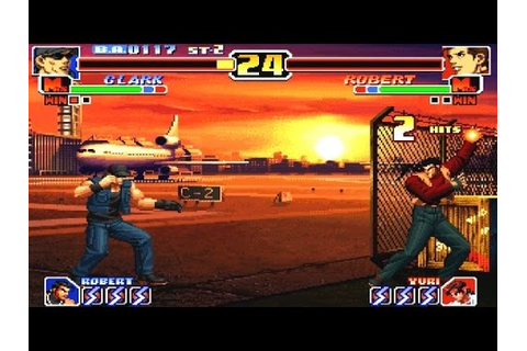 The King of Fighters '99 Millennium Battle Game Review ...