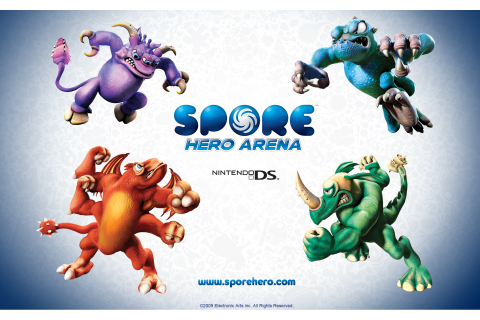 Spore Hero wallpaper