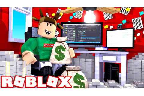 ROBLOX GAME DEV SIMULATOR! *MAKING $1 BILLION FROM GAMES ...