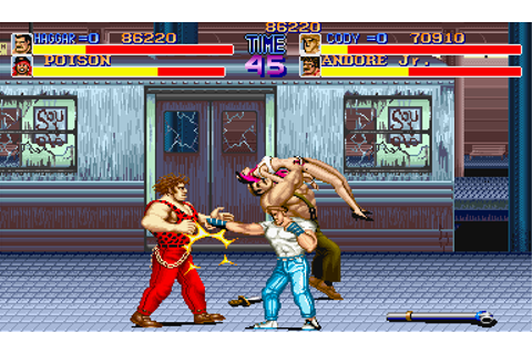 Final Fight PC Game Free Download Full Version
