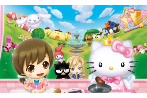 Hello Kitty and the Apron of Magic: Rhythm Cooking ...