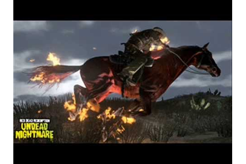 Red Dead Redemption Undead Nightmare - Mythical Creatures ...