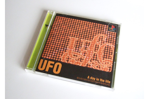 UFO: A Day in the Life (PlayStation) | Want to learn more ...