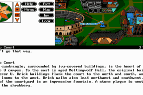 Spellcasting 201: The Sorcerer's Appliance - My Abandonware