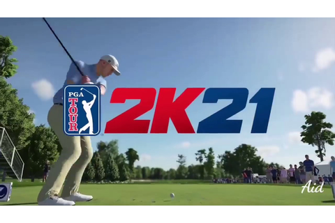 PGA Tour 2K21 - Announce Trailer | PS4 - YouTube