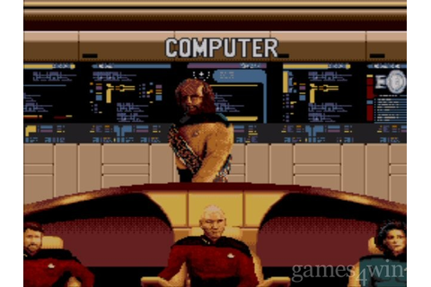 Star Trek - The Next Generation Download on Games4Win