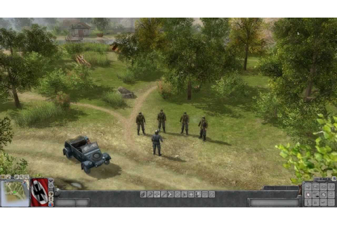 Faces of War - German campaign walkthrough - Mission 1 ...