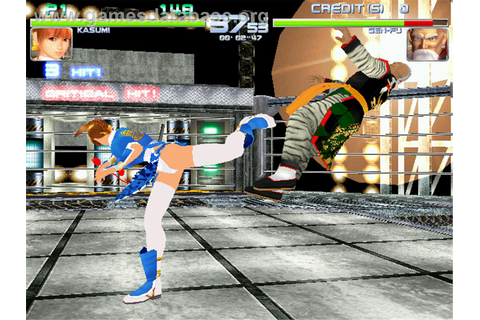 Dead or Alive 2 Millennium - Arcade - Games Database