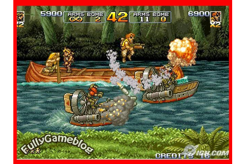 Metal Slug 6 PC Game Fully Free Download | Free PC Games