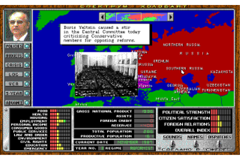 Download Crisis in the Kremlin | Abandonia