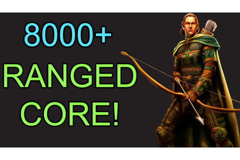 Game of War 8000+ RANGED ATTACK CORE!!?!? WTF?? - YouTube