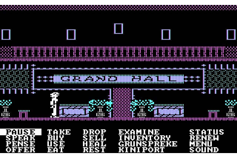Download Below The Root adventure for DOS (1984 ...