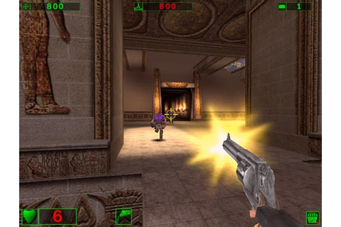 Serious Sam The First Encounter Game - Hellopcgames » Free ...