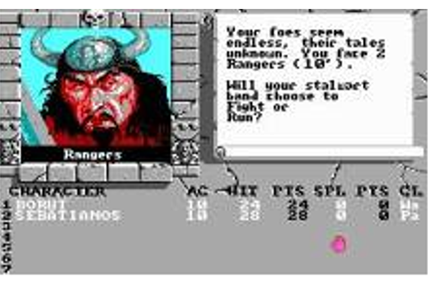 Bard's Tale 2: The Destiny Knight Download (1988 Role ...